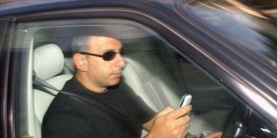 5. No utilizar el smartphone mientras conducen Foto:Getty Images