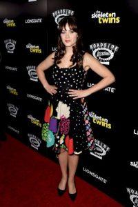Actualmente protagoniza la serie de Fox New Girl, por la que ha sido nominada al Globo de Oro, a los Grammy , a los Emmy y a los People's Choice Awards en numerosas ocasiones Foto:Getty Images