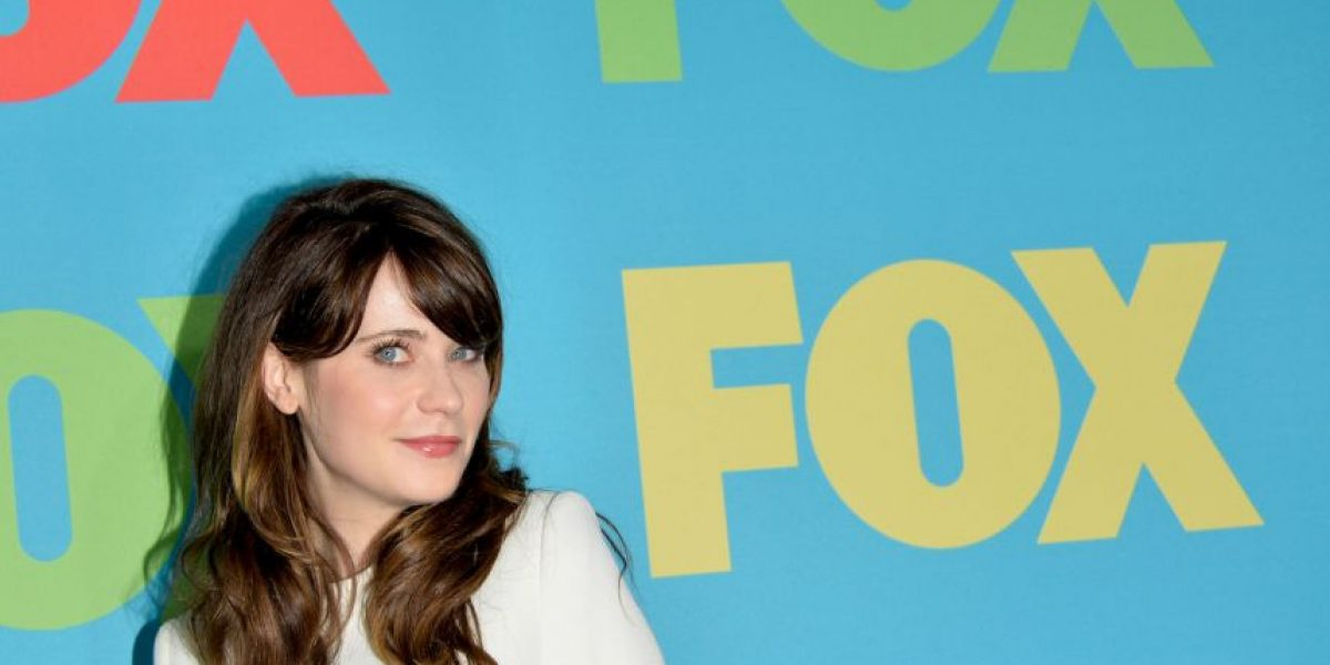 ¡Sorpresiva noticia! Zooey Deschanel está embarazada