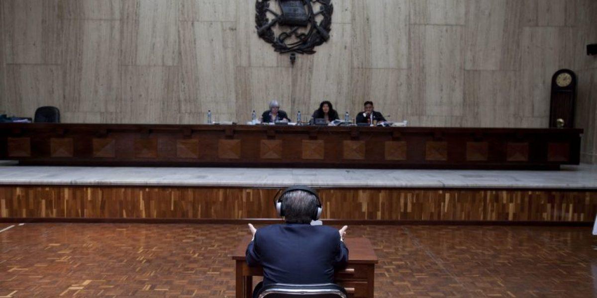 Inacif tiene 24 horas para evaluar a Ríos Montt