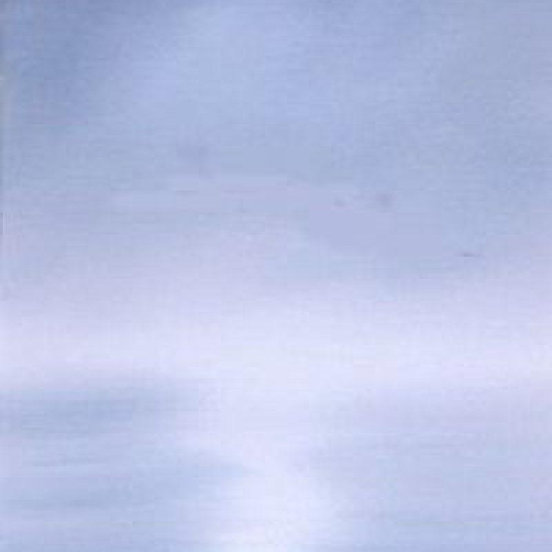 Paso 1: Pintar el cielo con trazos entrecruzados de azul, agregar el mar con trazos horizontales. Foto:Facebook/The Joy of Painting