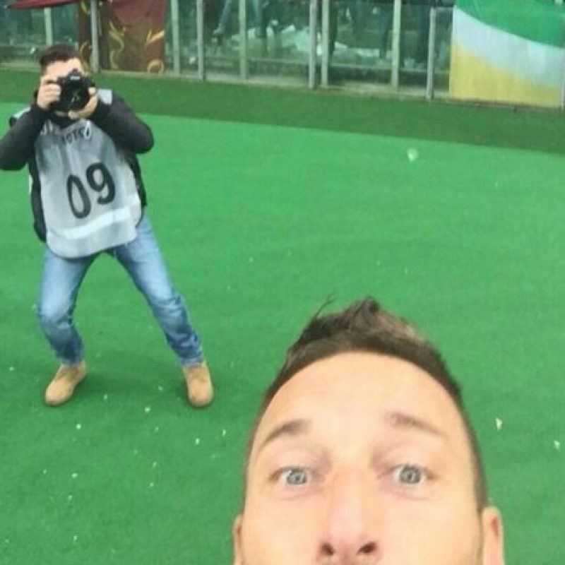 Francesco Totti (2015) Foto: instagram.com/officialtotti10