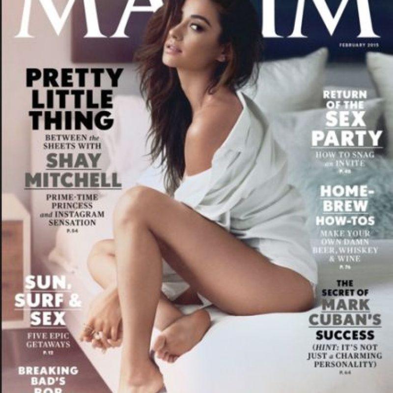 Foto:Cortesía Maxim Magazine