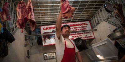 Expendedores de carne no compraron producto con nuevo precio