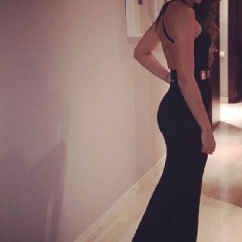 Se casó en 2010 con el colombiano James Rodríguez Foto:Instagram: @daniela_ospina5