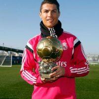 Fue el segundo galardón consecutivo y tercero de su carrera. Foto:twitter.com/realmadrid twitter.com/realmadrid