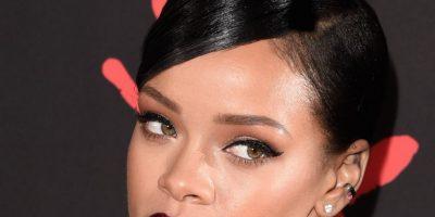 Y así con maquillaje Foto:Getty Images