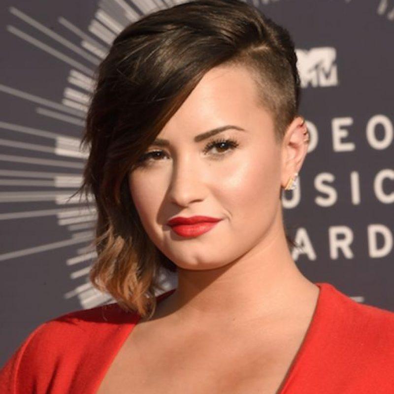 Y aquí con un look digno de alfombra roja Foto:Getty Images