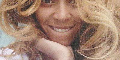 Esta es Beyoncé sin todos esos efectos de maquillaje sobre su rostro Foto:Instagram/Beyoncé