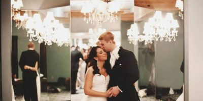 Salieron desde noveno grado. Luego se casaron. Foto:Alix Rae Fotografía/Facebook
