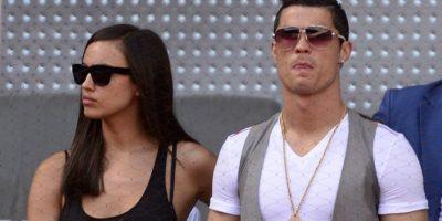 Crecen los rumores sobre la ruptura de Cristiano Ronaldo e Irina Shayk