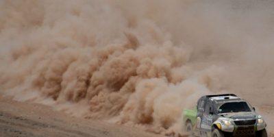 Mira las espectaculares fotos de la novena etapa del Rally Dakar