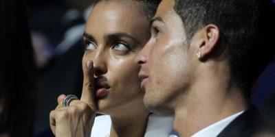 La relación entre el jugador del Real Madrid y la modelo rusa ha sido noticia en las últimas horas. Foto:AFP
