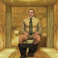 """Silvio Berlusconi, ex Primer Ministro de Italia Foto:Cristina Guggeri """"Krydy"""" www.areashoot.net"""