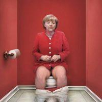 "Angela Merkel, Canciller de Alemania Foto:Cristina Guggeri ""Krydy"" www.areashoot.net"