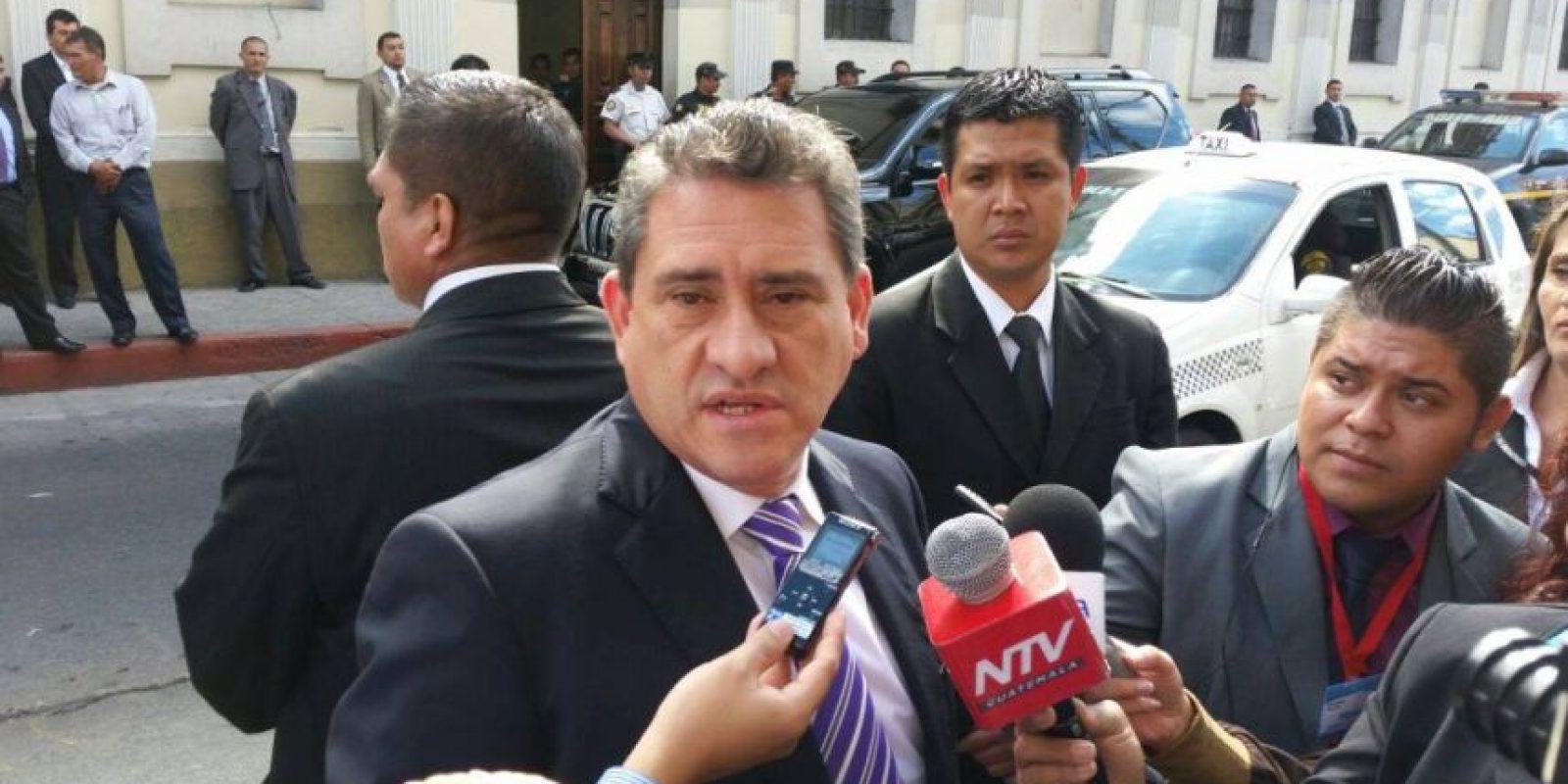 Entre los asistentes estuvieron Roberto Alejos del partido Todos. Foto:Publinews