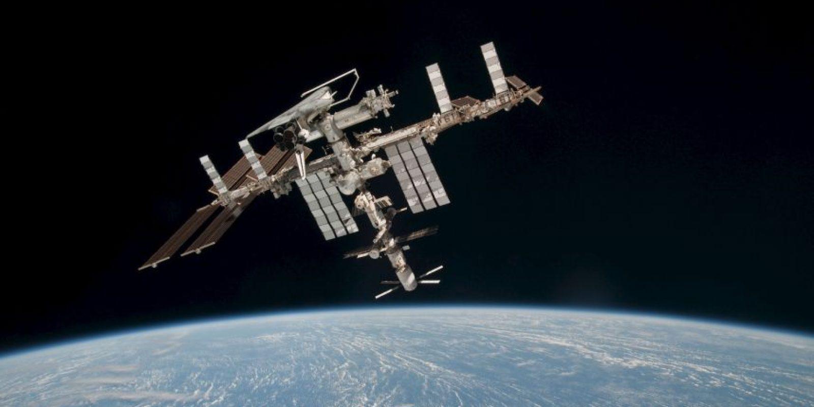 4. La estación se planificó en los años 80 con el nombre de Alpha. Foto:Getty Images