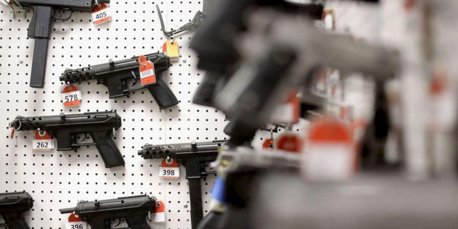 Colombia: 5.2 de los siete millones de armas que hay en el país son ilegales Foto:Getty Images