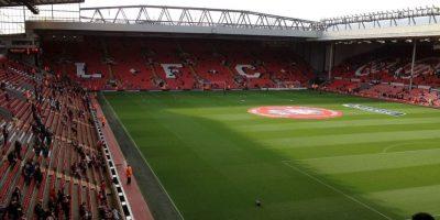Anfield de Liverpool Foto:Wikipedia