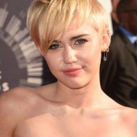 Miley Cyrus- Ocupó el puesto número 17. Foto:Getty