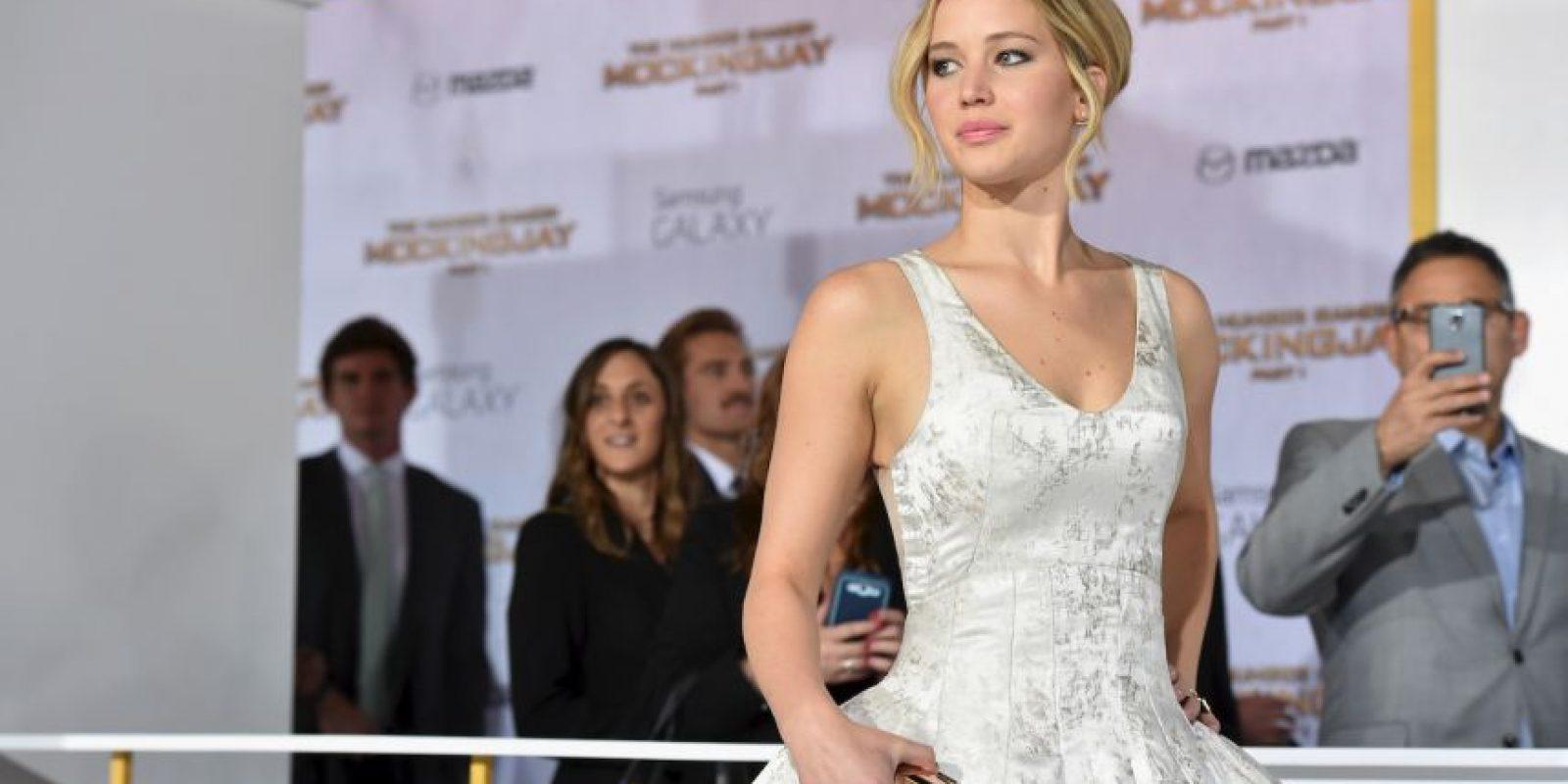 En el cine, comenzó con películas independientes como Winter's Bone, con la que consiguió su primera nominación a los Oscar en la edición de 2011 Foto:Getty Images