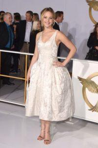 """Ganó su primer Oscar a los 22 años por su papel de Tiffany en """"El lado bueno de las cosas"""" Foto:Getty Images"""