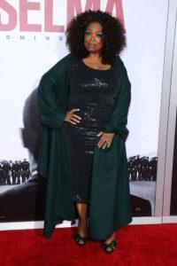 Oprah Winfrey- Ocupó el cuarto puesto. Foto:Getty
