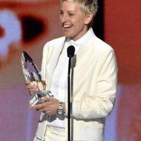 Ellen DeGeneres- Ocupó el quinto lugar. Foto:Getty