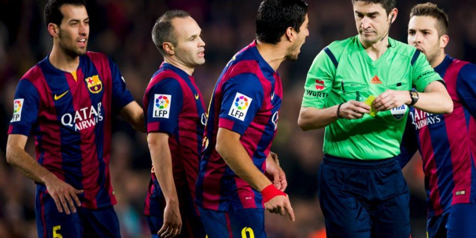 """Pero los hinchas hicieron popular el nombre de Camp Nou, debido al """"viejo"""" campo de Les Corts. Foto:Getty"""
