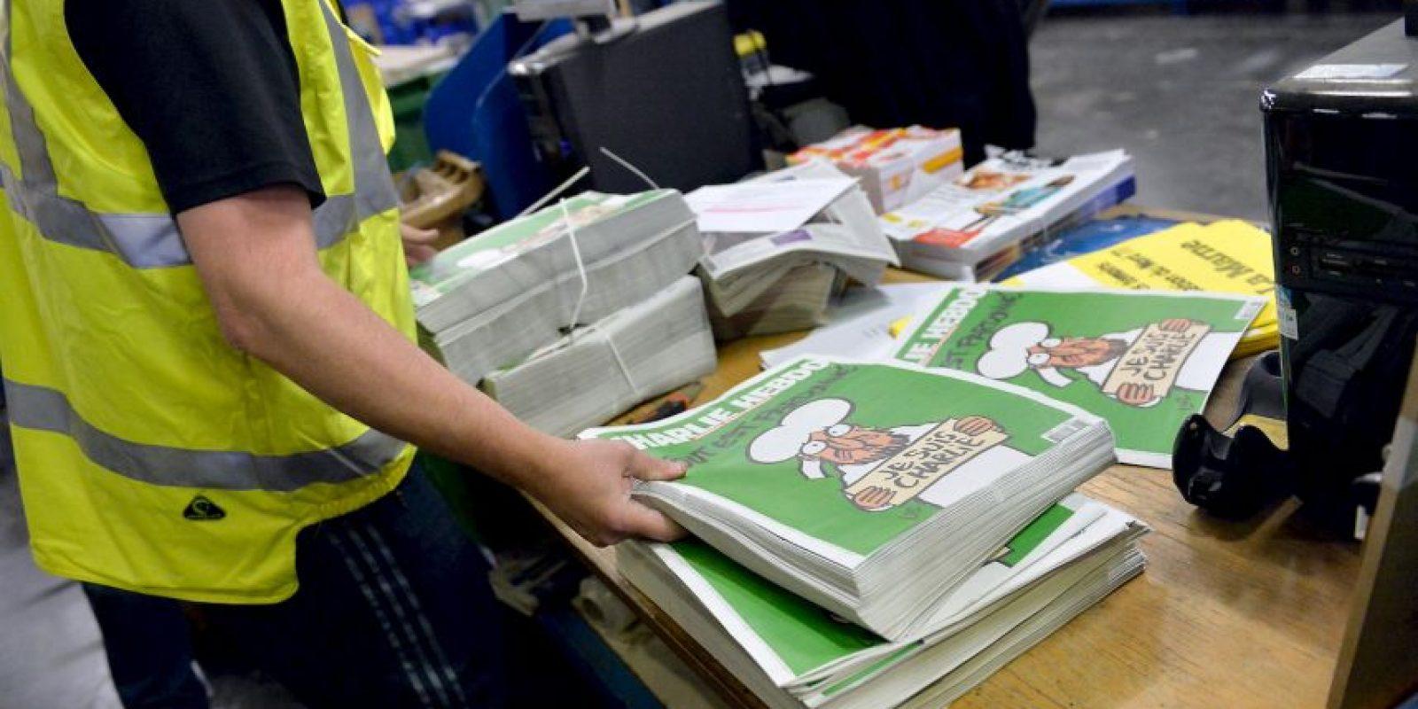Se mandaron algunos ejemplares al extranjero. Foto:Getty Images