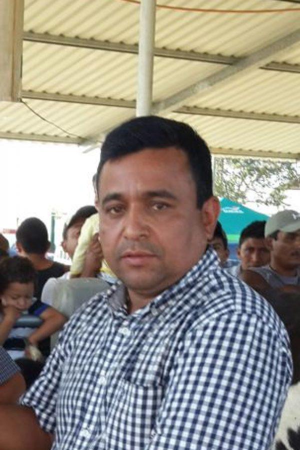 José María Vera Foto:Federación de Ganaderos de Guatemala