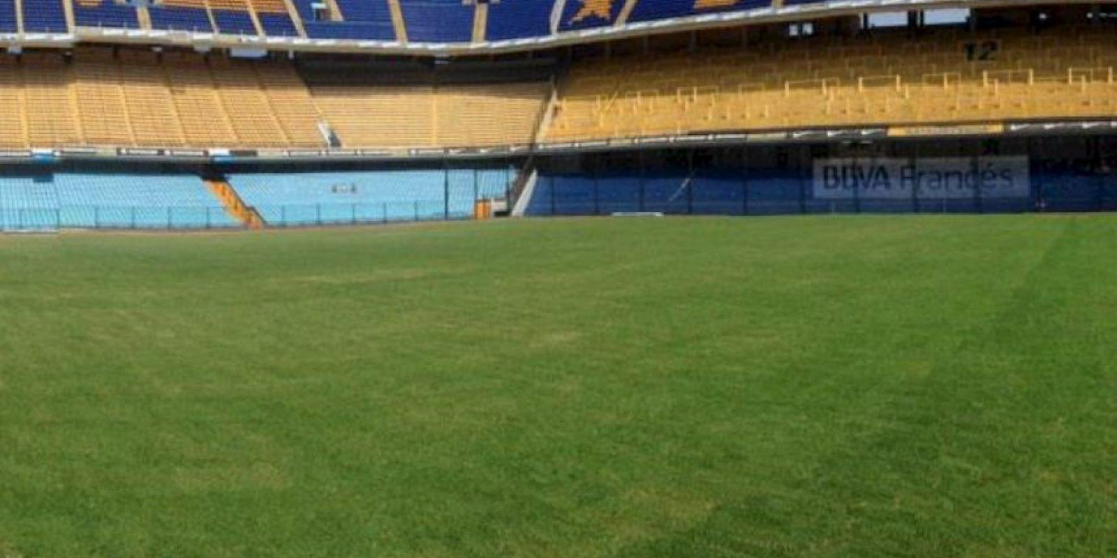 La Bombonera de Boca Juniors Foto:Wikipedia