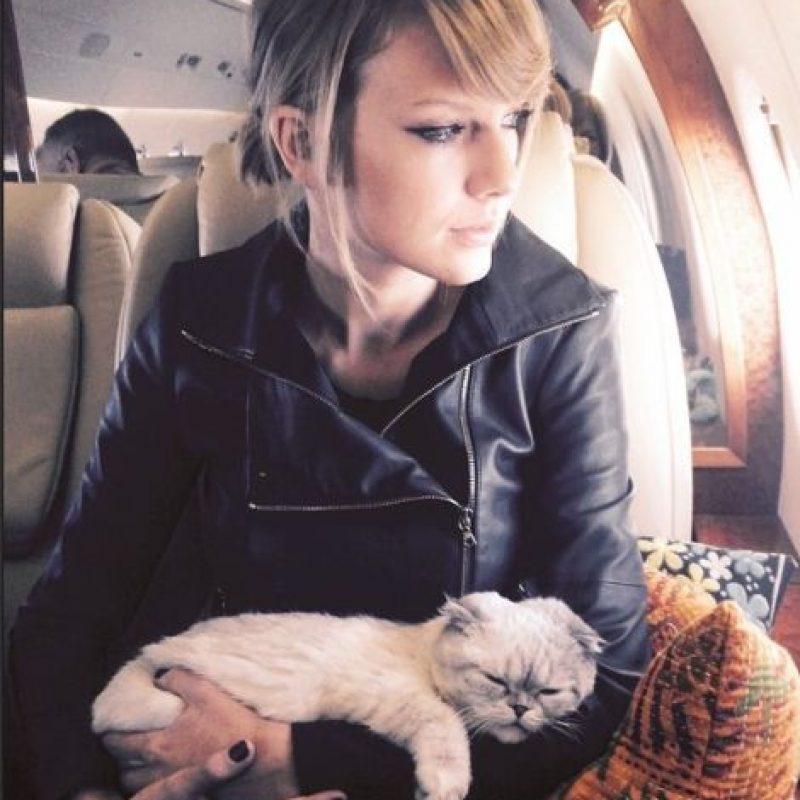 Taylor Swift – 15,814,935 seguidores Foto:instagram.com/taylorswift