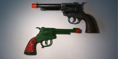 Guatemala: Existe poco más de un millón de armas en el país fronterizo con México Foto:Getty Images