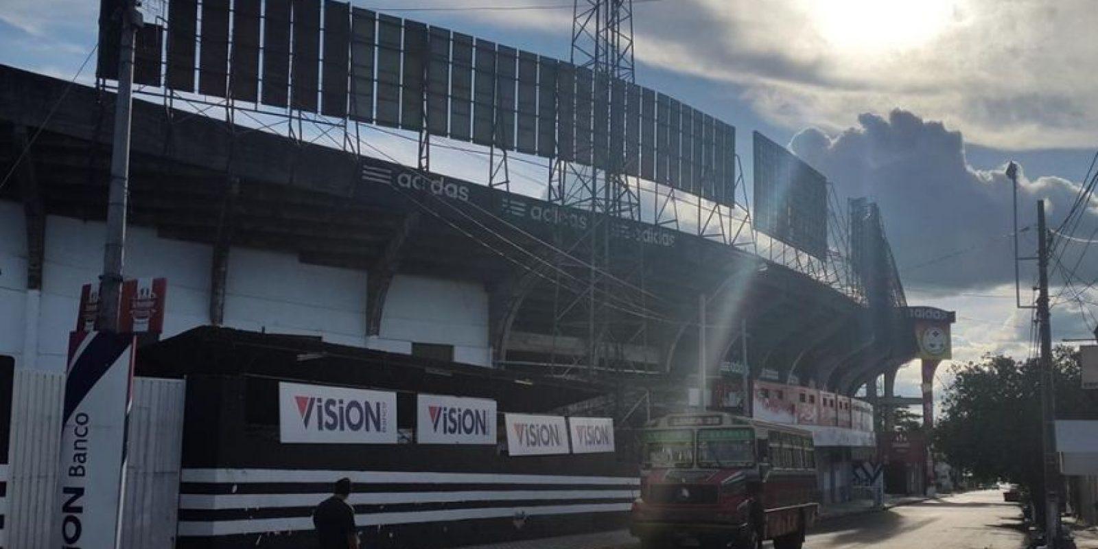 Defensores del Chaco de Paraguay: Fue creado bajo el nombre de Estadio de la Liga en 1917. Foto:Twitter