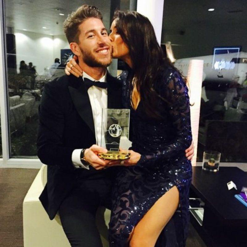 La conductora felicitó a su pareja por haber sido elegido en el 11 ideal Foto:Instagram: @pilarrubio_oficial
