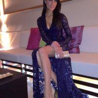 Es novia del futbolista español desde 2012 Foto:Instagram: @pilarrubio_oficial