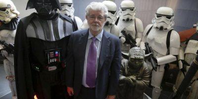 """Fotos. Lucas confiesa por qué no dirigió la nueva trilogía de """"Star Wars"""""""