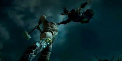 Escenas del videojuego Foto:WWE