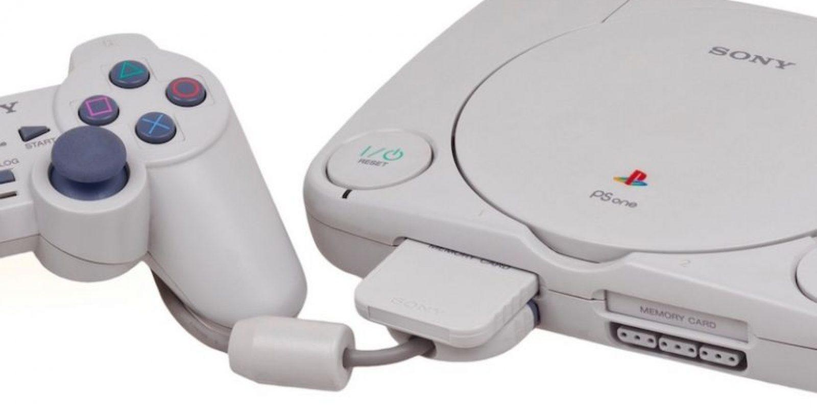 PlayStation One Slim Foto:Sony