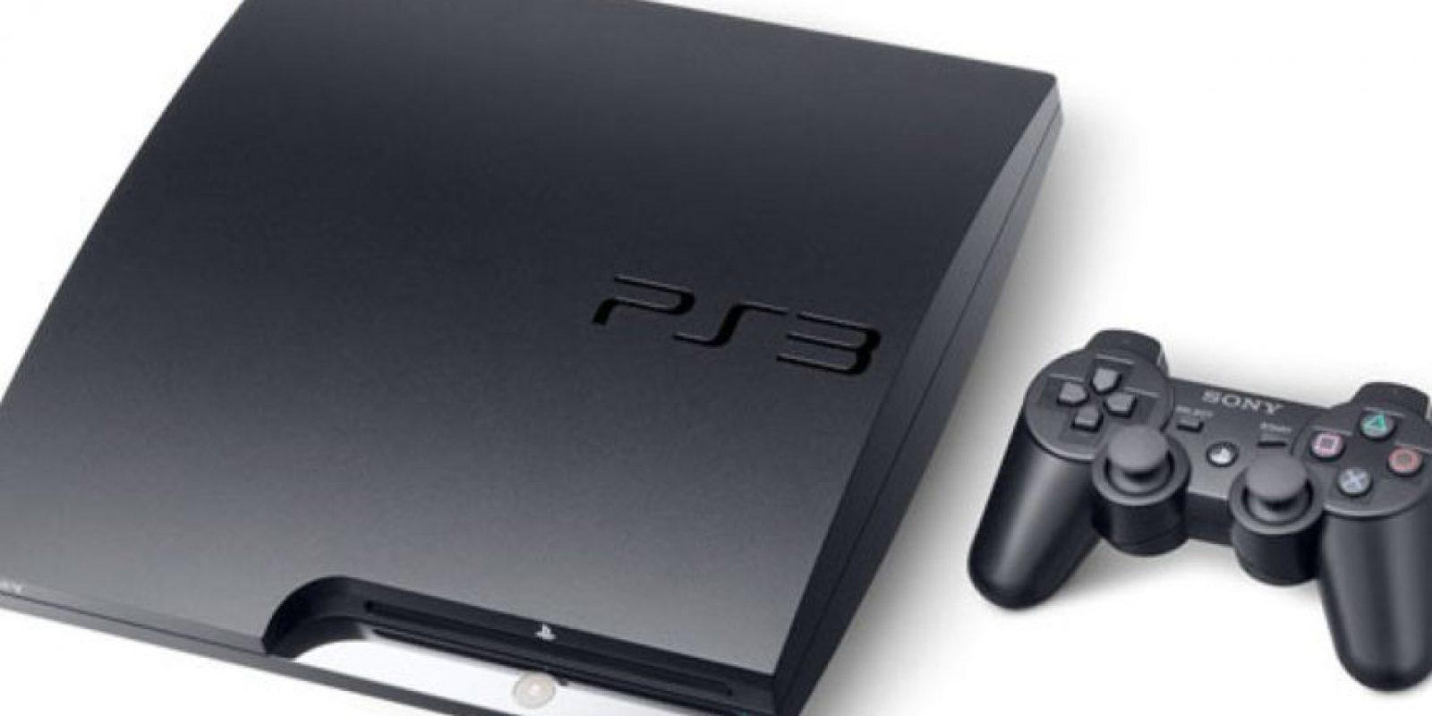 PS3 Foto:Sony