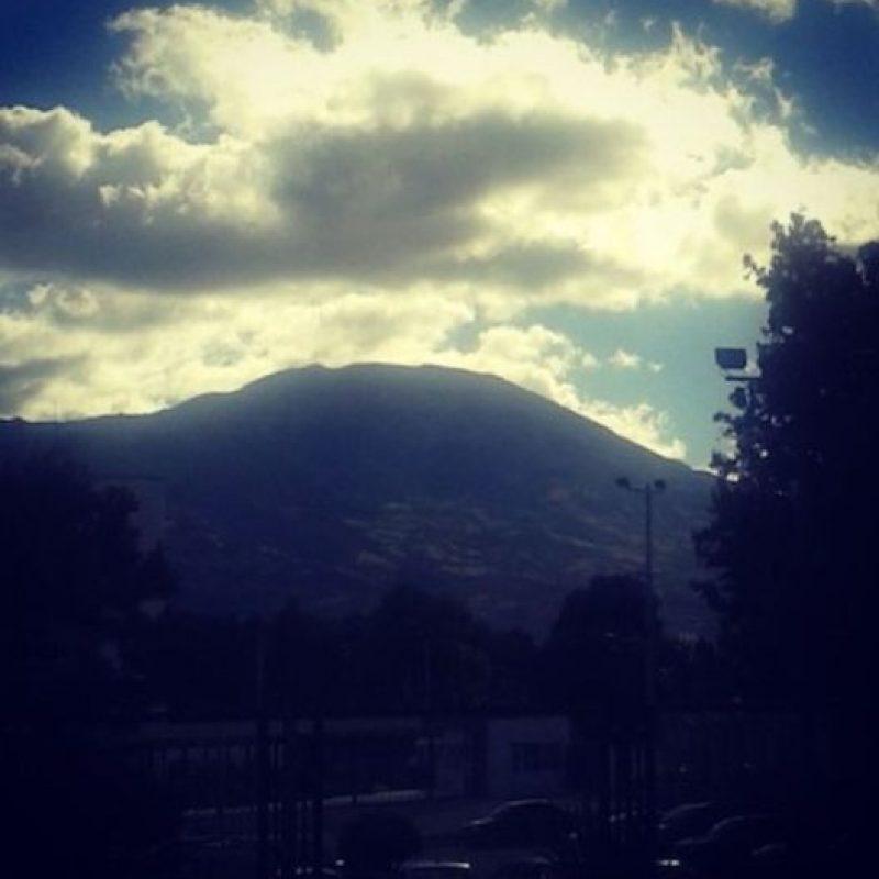 A partir de 2012 ha disminuido su actividad volcánica. Se encuentra muy cerca de la ciudad de Pasto. Foto:instagram.com/pasto_colombia