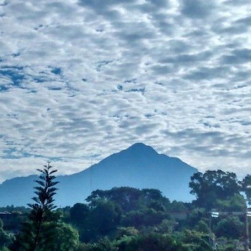 Tacaná en Guatemala. Foto:instagram.com/acidsugarmilkshake