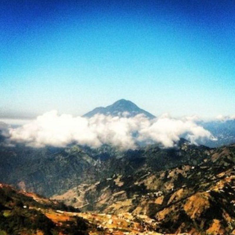 Ubicado en los límites entre Guatemala y México, es el segundo pico guatemalteco más alto. Foto:instagram.com/luisxelaju