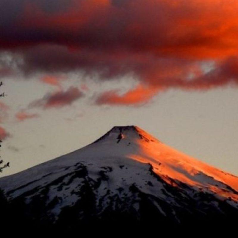 Ubicado en los Andes meridionales, este es uno de los más activos en América del Sur. Foto:instagram.com/travelballoons