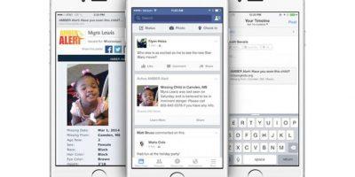 Facebook tendrá alertas para encontrar niños desaparecidos
