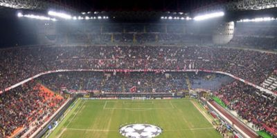 Desde 1980 el estadio lleva el nombre en honor al futbolista que destacó con el Inter de Milán de 1927 a 1940, aunque también formó parte del Milán en la campaña 1941-1942. Foto:Wikipedia