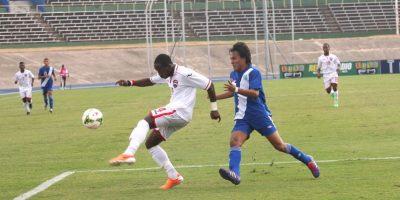 Guatemala alcanzó su segundo triunfo en el torneo que se juega en Jamaica. Foto:Norvin Mendoza-ACD