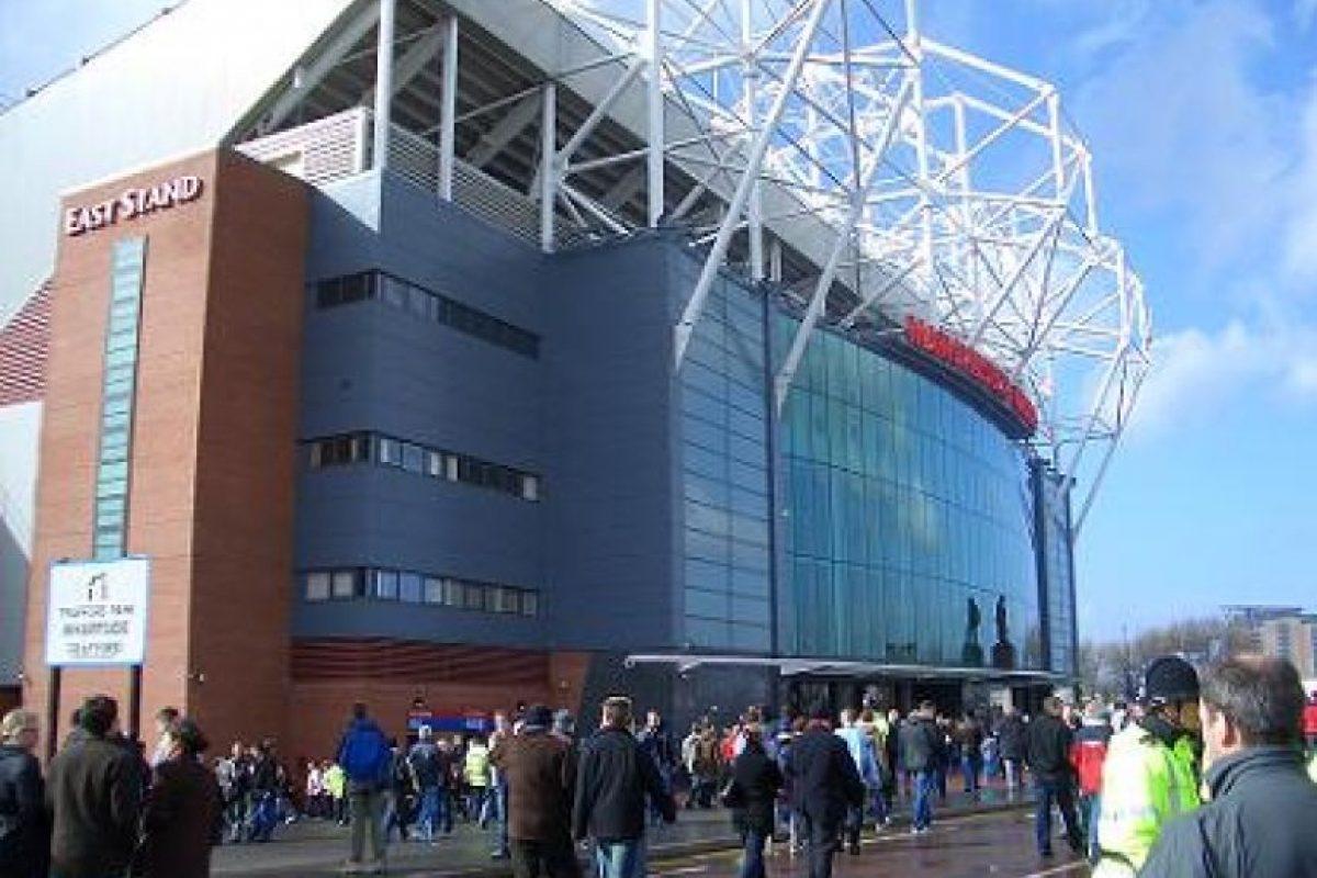 Old Trafford de Manchester United Foto:Wikipedia