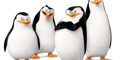 """La película animada """"Los pingüinos de Madagascar"""" tiene la intención de contagiar la acción y aventura Foto:Cineguat"""